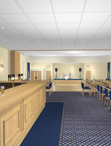 Sidcup Social Club Refurbishment, Kent