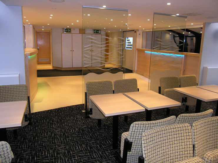 Marine Interior Design