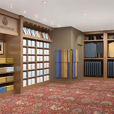 Shop Fitout Design