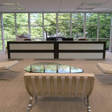 Recepition Office Design