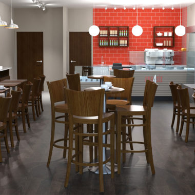Coffee Shop Fit Out in Gerrards Cross